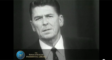 Ronald Reagan – 'A Time For Choosing' (October 27, 1964)