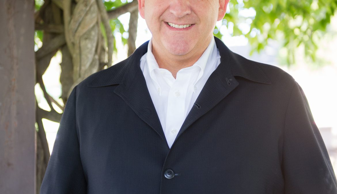 May 15th Event: Luncheon with Pastor Rob McCoy, Candidate CA State Assembly (AD44)